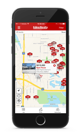 Edina Realty App, Jarrod Peterson Real Estate Group