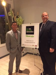 Minnesota Monthly Award Jarrod Peterson Real Estate Group
