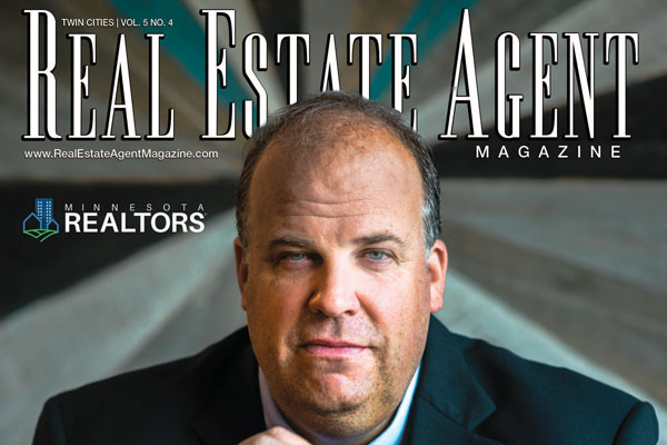 Jarrod Peterson Featured in Real Estate Agent Magazine