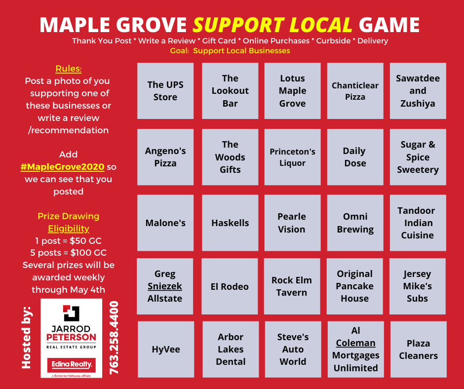 Maple-Grove-Support-Local-Game-Jarrod-Peterson-Covid